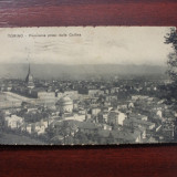 Carti Postale Romania dupa 1918 - C.P. TORINO 1920, CIRCULATA *