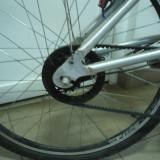 Bicicleta Mercedes - Bicicleta de oras, Numar viteze: 7, Aluminiu