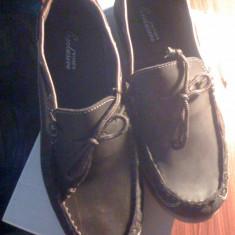 Pantofi barbatesti ultra cool gen LUMBERJACK din piele 100% - Pantofi barbati Aldo, Marime: 43 1/3, Culoare: Maro, Marime: 43, Maro