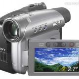 VIDEO SONY MINIDV - Camera Video Sony, 7-7.90 Mpx, CCD, 2 - 3