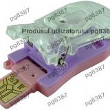 Incarcator universal de la mufa USB, cu lamele ajustabile-1105