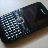 Nokia E63 nou nout din punct de vedere estetic si functional - Telefon Nokia, Negru, Neblocat