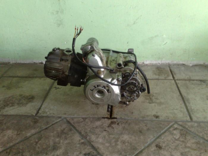 Vand motor de ATV LIFAN 125cc foto mare
