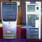 Dell PC [Procesor 3Ghz (2CPUs); Paca Video 1GB DDR3; Ram 3Gb DDR2 - Sisteme desktop fara monitor, Intel Pentium 4, 3 GB, 200-499 GB, LGA775