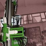 Instalatie foraj MINIMOTO