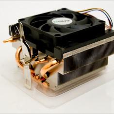 Vand Cooler AMD Box cu 4 heatpipes impecabil 754, 939, AM2, Am3, Am3+ Radiator din aluminiu 4 heat-pipes din cupru. Va rog Cititi conditiile - Cooler PC AMD, Pentru procesoare