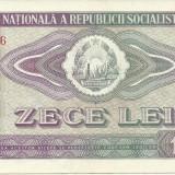 ROMANIA- 10 LEI 1966-