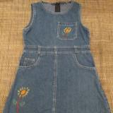 rochita blugi 3-4 ani
