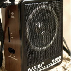 Boxe Telefon - BOXA PORTABILA Waxiba