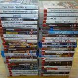 Vand colectie jocuri ps3 pentru Playstation 3 + filme blu-ray