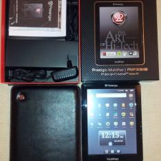 Vand tableta PRESTIGIO MultiPad PMP3084B, 8 inches, 8 Gb, Wi-Fi + 3G