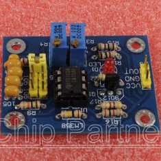 LM358 Duty Cycle and Frequency Adjustable Module Square Wave (FS00076)
