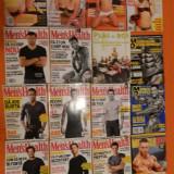 Colectie Reviste Men's Heath; Hustler; Penthouse - Revista barbati