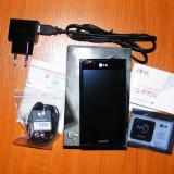N O U LG L7 - Telefon mobil LG Optimus L7, Negru, Neblocat