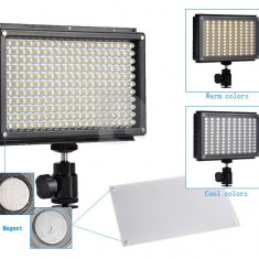 Lampa LED-209AS Bi-Color Video-DSLR KIT - Lampa Camera Video Alta