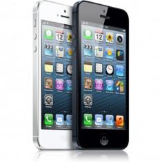 iPhone 5 Apple, Negru, 16GB, Neblocat - Iphone5 Black/Neverlocked/16GB
