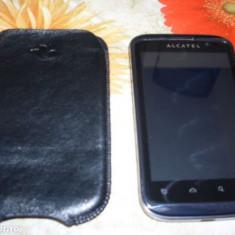 Telefon Alcatel, Negru - Vand alcatel One touch 991 nou .Telefonul are un display mare de 4.3