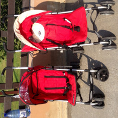 Carucior sport kraft - Carucior copii Sport Altele, 1-3 ani, Pliabil, Rosu