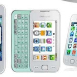 Telefon Samsung, Alb, Neblocat, Smartphone, Touchscreen+Taste, 3.2 MP - Samsung Wave 535