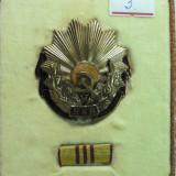 Medalii Romania - ORDINUL MUNCII CLASA A - III - A - CUTIE ORIGINALA