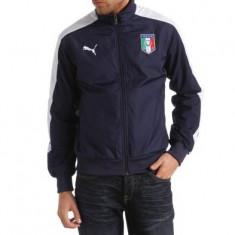 Bluza Trening PUMA ITALIA originala noua marimea S - Bluza barbati Puma, Marime: S, Culoare: Bleumarin