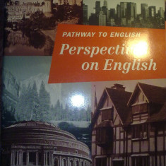 Manual scolar - Rada Balan - Pathway to English Perspectives on English Activity book 10