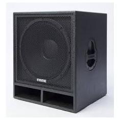 Linie audio Fame(4 X top+2 X subwoofer - Pachete car audio auto