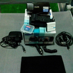Camera Video Full HD (H.264 1920x1080) - Samsung HMX-Q10 - Camera Video Samsung, Card Memorie, 5-5.90 Mpx, CMOS, 2 - 3
