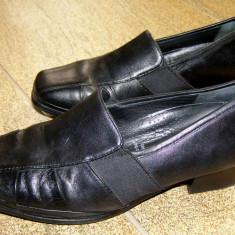 Pantofi dama, Marime: 36.5, Negru - Pantof dama marca Medicus nou marimea 3.5 echivalent 36.5 european, locatie raft ( 3 / 3 )