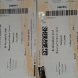 Bilet concert, Romexpo - Bilete Scorpions GOLD CIRCLE