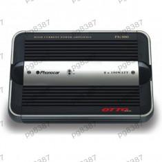 Amplificator audio 2x150W, Otto series, Phonocar PH880 - 300117 - Amplificator auto