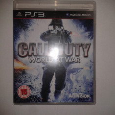 Call Of Duty: World At War - Jocuri PS3 Ea Sports, Sporturi, Multiplayer