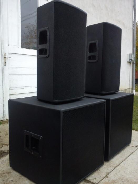 Boxe audio tip VL122 (Dynacord) foto mare