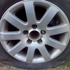 Jante aliaj Volkswagen originale vw 15', Diametru: 15, Numar prezoane: 5, PCD: 112