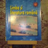 Eugen Negrici - Limba si literatura romana pentru clasa a XI a - Manual Clasa a XI-a