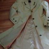 Palton/pardesiu din piele - Palton dama