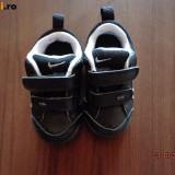 Adidasi copii nr.21 negrii nike, Unisex, Marime: 21