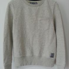 Bluza unisex Superdry, originala 100%, bumbac, marime S, noua cu etichete - Bluza dama Superdry, Marime: S, Culoare: Gri, Maneca lunga, Casual