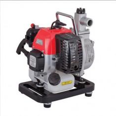 092101-Motopompa pe benzina 2.2 CP pe 1.5 toli Raider Power Tools - Pompa gradina, Motopompe