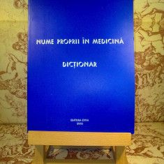 Ioana Soare - Nume proprii in medicina - Dictionar