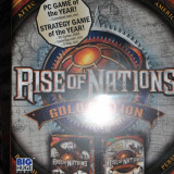 RISE OF NATIONS GOLD EDITION - Jocuri PC, Actiune, 12+, Multiplayer