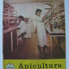 Revista/Ziar - Apicultura in Romania - februarie 1987