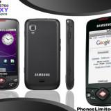 Telefon Samsung, Negru, Neblocat, Single SIM, Single core, 256 MB - Samsung Galaxy I 5700 Spica