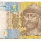 Bancnota Straine, Europa - LL bancnota Ukraina 1 grivna 2006 (9259)