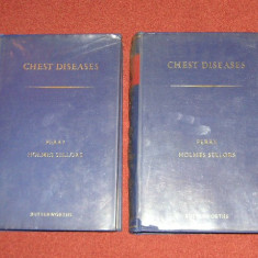 Radiologie - Chest Diseases. Edited by Kenneth M. A. Perry - Carte Radiologie