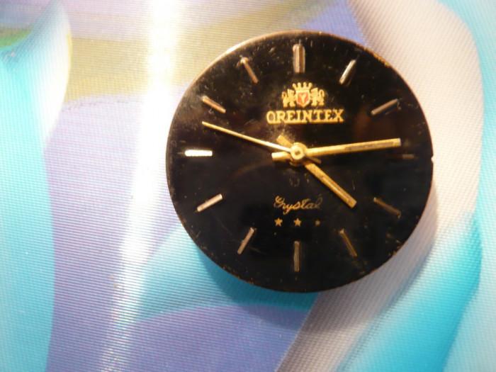 Cadran si Mecanism ceas marca Qreintex - Crystal foto mare
