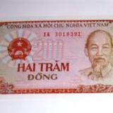 200 dong Vietnam - bancnote UNC - 2+1 gratis toate licitatiile - RBK1935