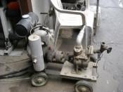 motopompa pe benzina foto