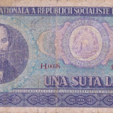 Romania 100 Lei 1966