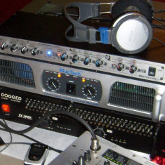 Vand subwoofer, amplificator, crossover si cabluri Altele
